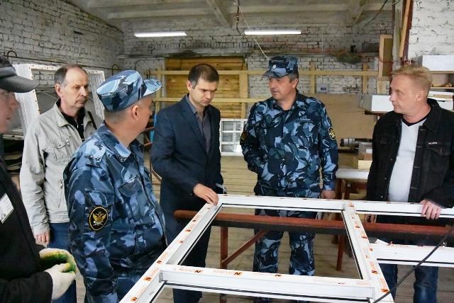 Островскую колонию посетили представители Прокуратуры и ОНК