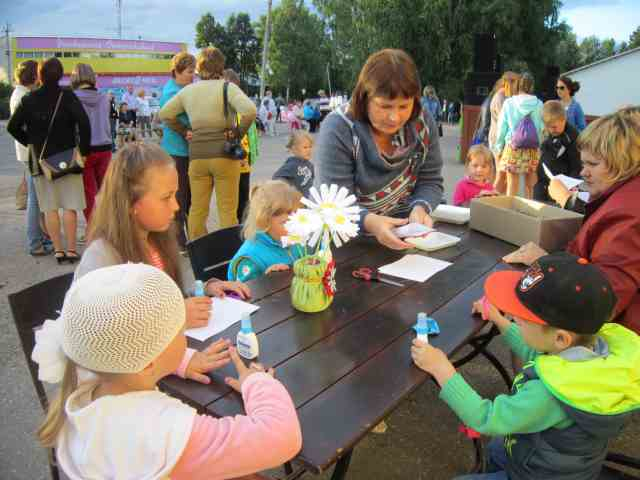 8 июля в Островском отметили День семьи, любви и верности.