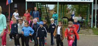 7 сентября в поселке Островское прошла акция «Волна здоровья».
