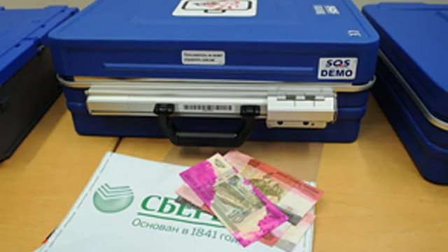 Инкассация Центрально-Черноземного банка увеличивает количество спецконтейнеров, которые делают бессмысленными нападения на спецмашины