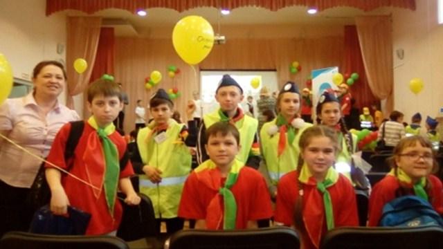 Команда из Островского района приняла участие в финале областного конкурса «Безопасное колесо» прошел в Костроме