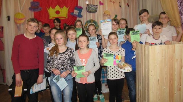 Учащиеся 7-х классов Островской школы приняли участие в историческом квесте «ПЕРВЫЙ.КОСМИЧЕСКИЙ»