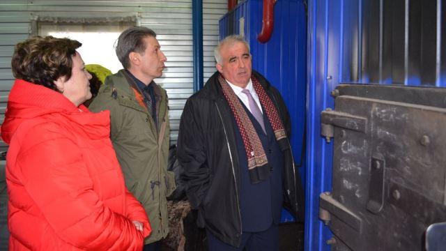 Реализация программы энергосбережения в Островском районе