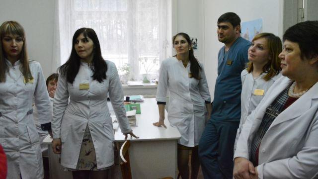 Вопросы развития системы здравоохранения обсуждались в ходе визита главы региона Сергея Ситникова в Островский район