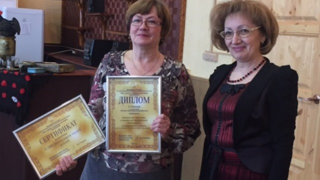 Первичная ветеранская организация из Адищево заняла 1 место в проекте «Мы к жизни стремимся, мы жизнь продлеваем!»