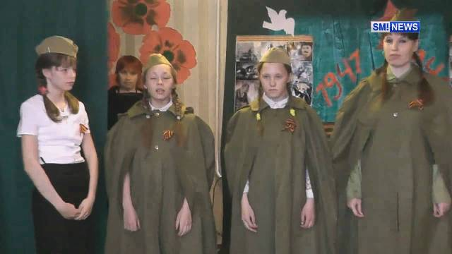 Видео: В Юрьеве прошел праздничный концерт, посвященный Дню Победы