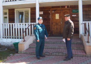 Обеспечение безопасного отдыха детей проверили в санатории «Щелыково», Островского района.