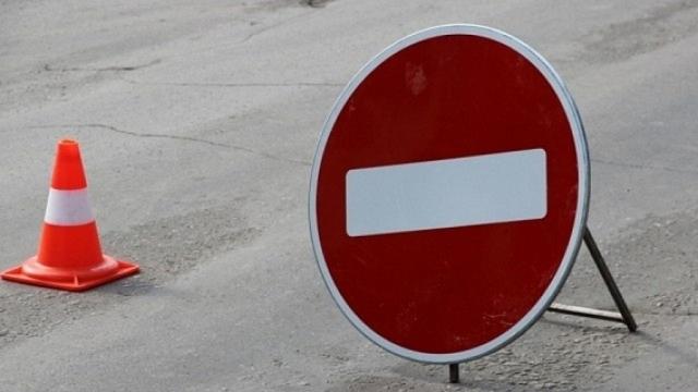 В Островском закрыто движение по объездной дороге в связи с монтажными работами по новой котельной на ул.Куликова