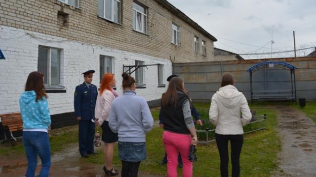 Островская колония открыла двери для родителей и жен осужденных