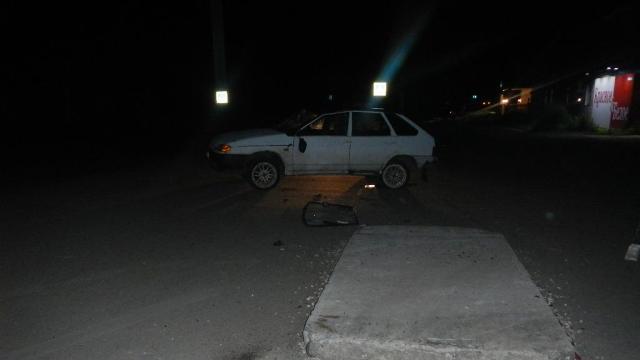Подробности ДТП в поселке Островское, есть пострадавший