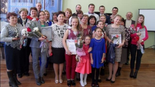 В администрации Островского муниципального района состоялась  церемония чествования людей «Признание – 2017»
