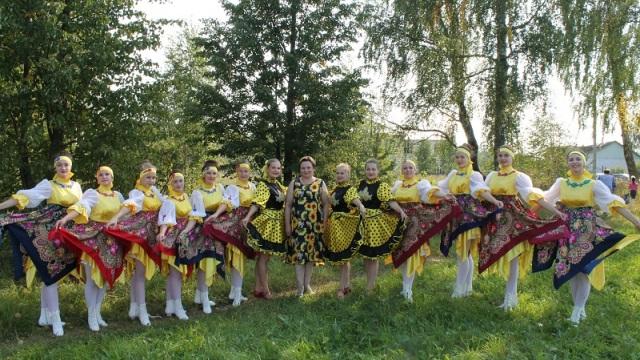Жители Гуляевки, Островского района отметили День рождения малой родины